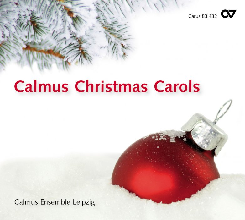 Calmus Christmas Carols (2009) - Calmus Ensemble